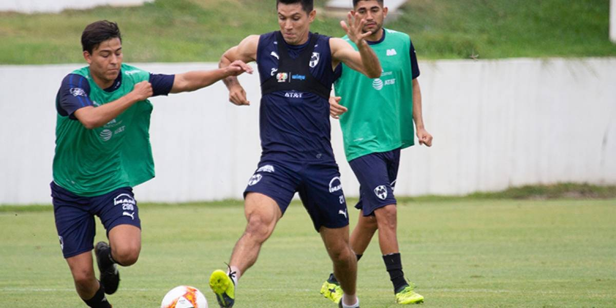 Rayados se enfocan en la Copa, va por quinto triunfo al hilo