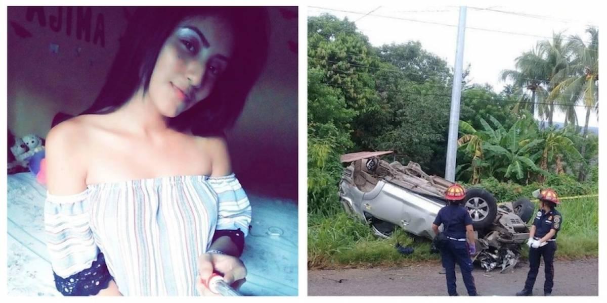 Reina de belleza es una de las cinco víctimas del accidente en Santa Rosa