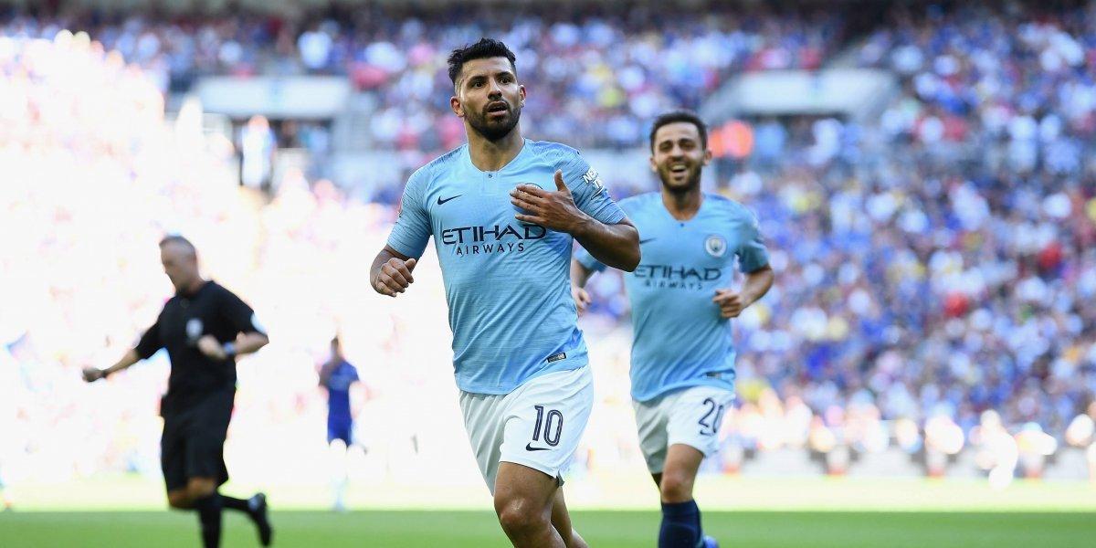 Manchester City vence al Chelsea y obtiene otro título