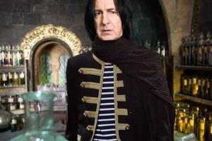 Severus Snape |instagram @ gryffindior