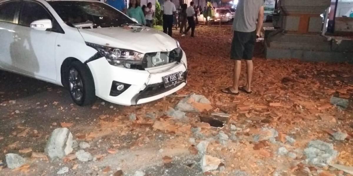 Descartan tsunami por sismo en Indonesia; hay 82 muertos