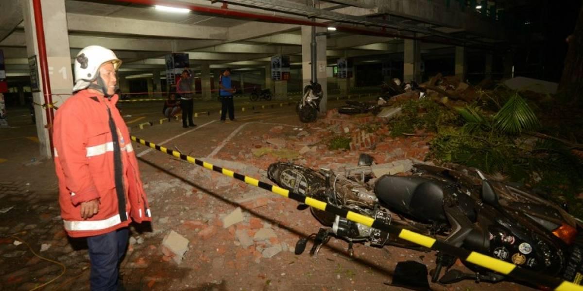FOTOS. Terremoto en Indonesia deja más de 80 muertos
