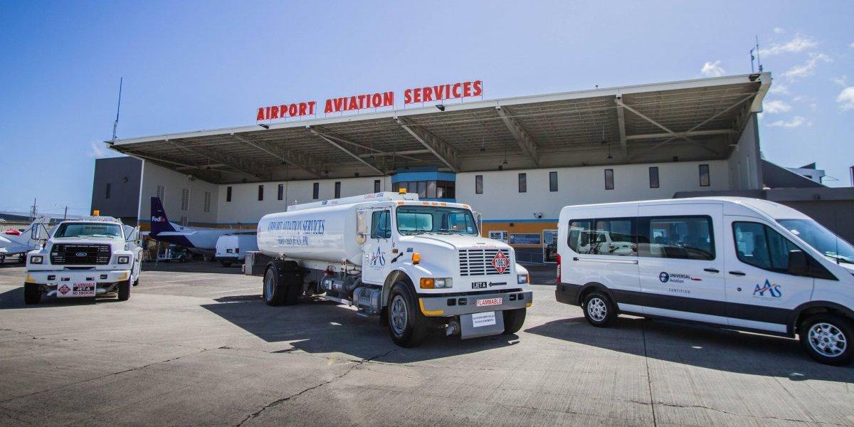 Airport Aviation Services inaugura nuevo hangar con una inversión de 2.5 millones