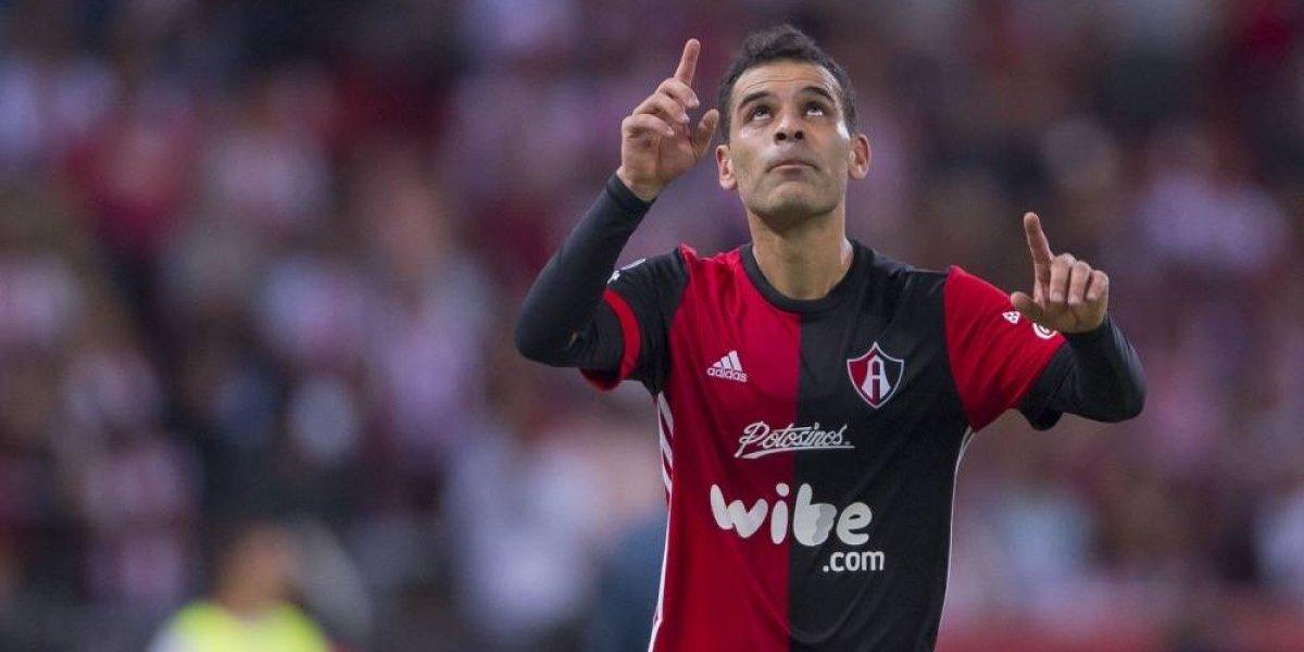 Rafael Márquez tomaría esta semana puesto directivo en el Atlas