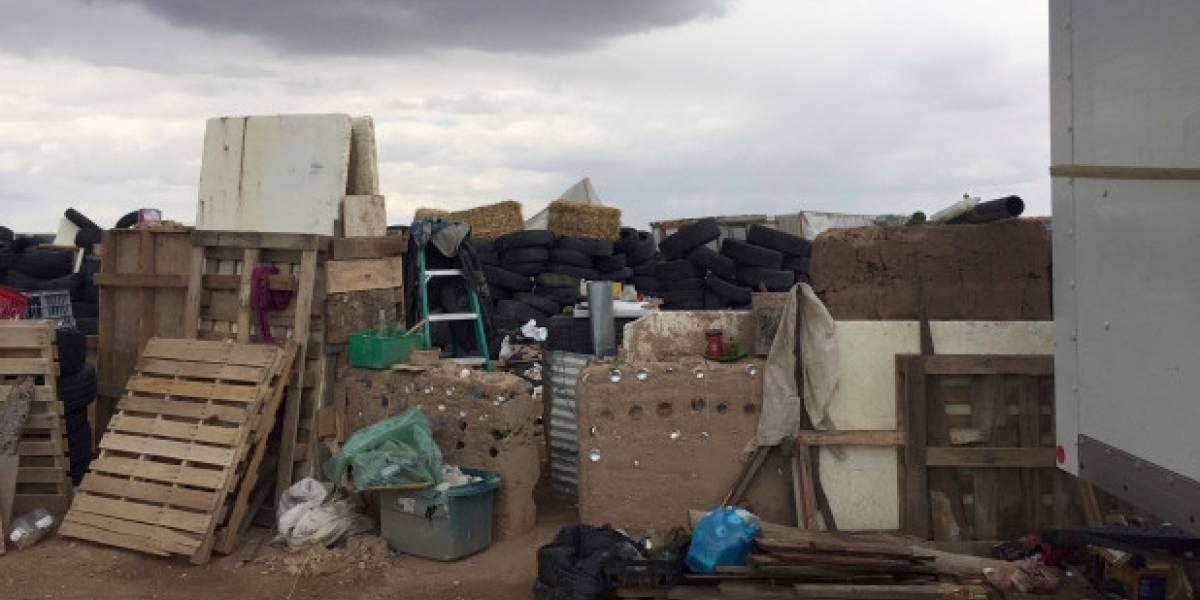 """""""Estamos muriendo de hambre y necesitamos agua y comida"""": el mensaje que permitió el rescate de 11 niños de una nueva """"Casa del terror"""" en el desierto de México"""