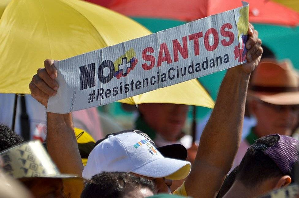 Juan Manuel Santos le responde a Maduro y desea suerte a Duque