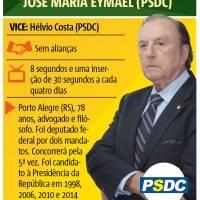 José Maria Eymael (PSDC)