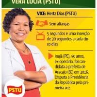Vera Lúcia (PSTU)
