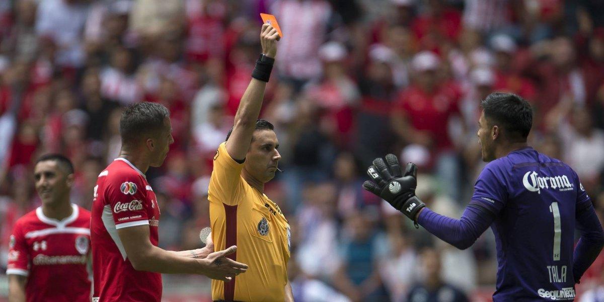 Alfredo Talavera habría llamado 'pendejo' a César Ramos