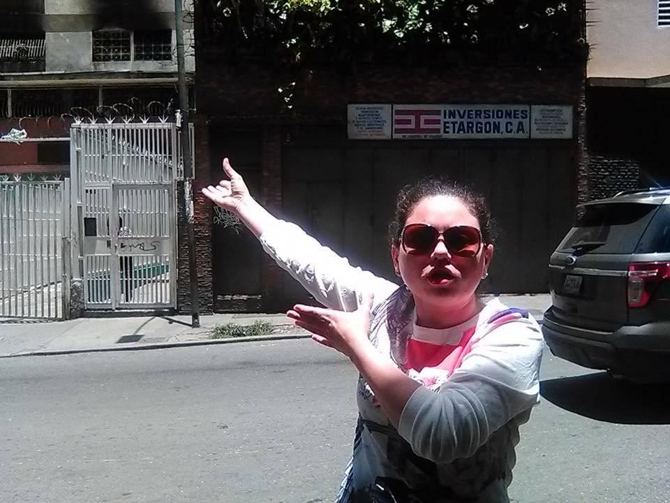 Mileini Rojas, Venezuela