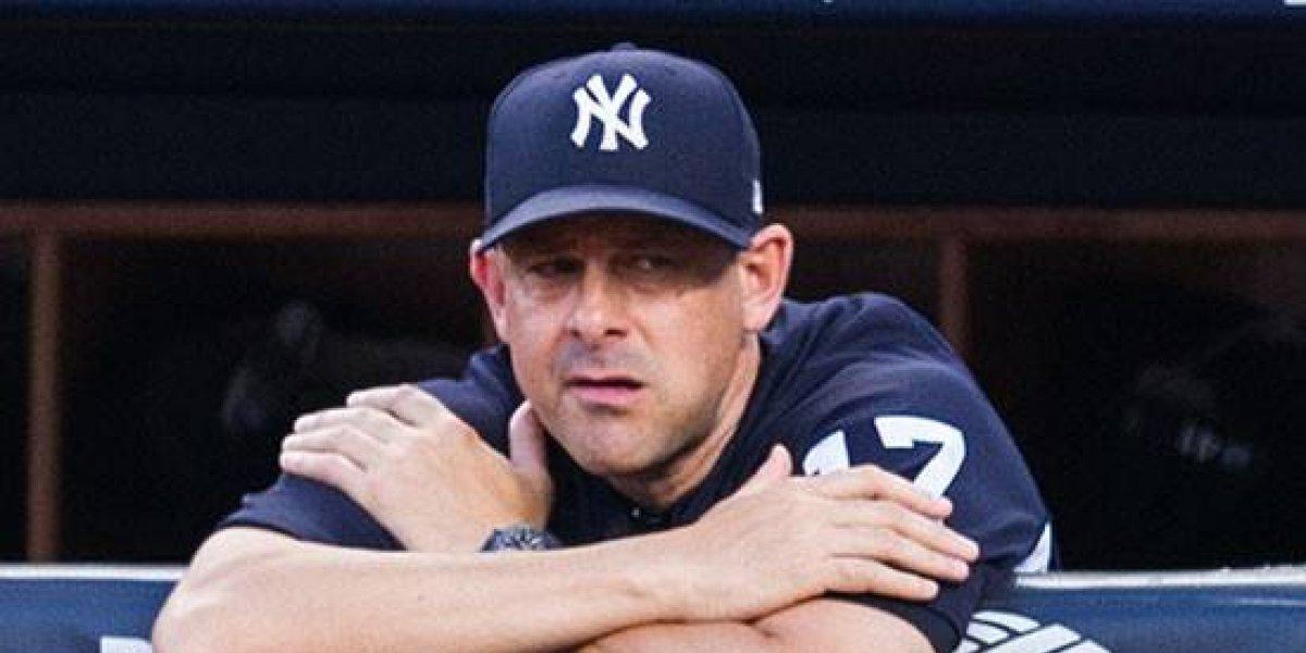Boone: Los Yankees son 'demasiado buenos' para definirlos por una barrida