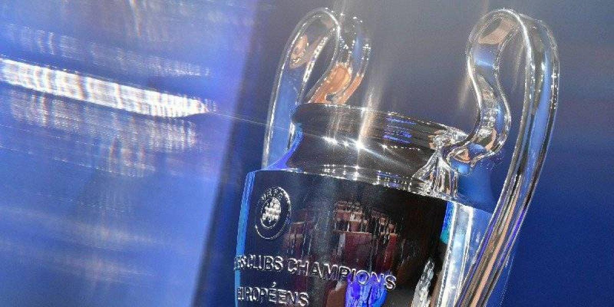 Confirman fechas de Playoffs de la Champions League