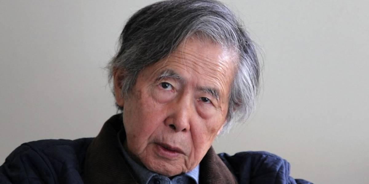 Expresidente peruano Fujimori, internado por arritmia cardíaca