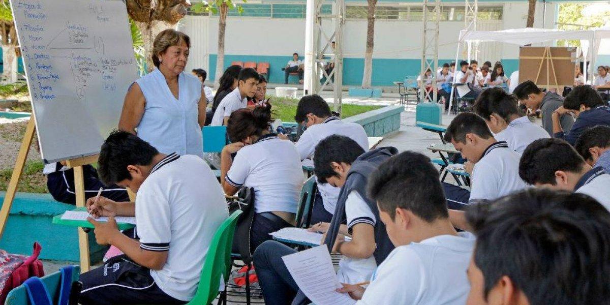 El regreso a clases arranca con nuevo Modelo Educativo