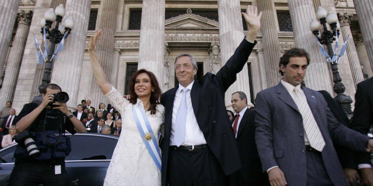 Cristina Fernández está furiosa por la incautación de su banda presidencial