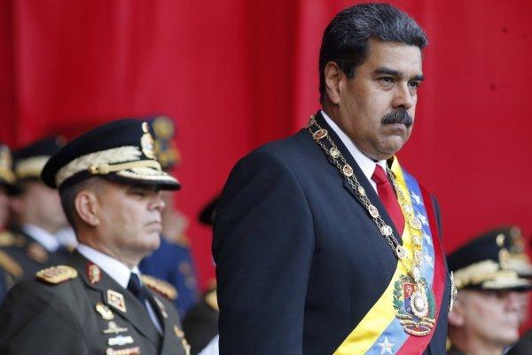 Jorge Rodríguez presenta segmento de video con declaración de Juan Requesens