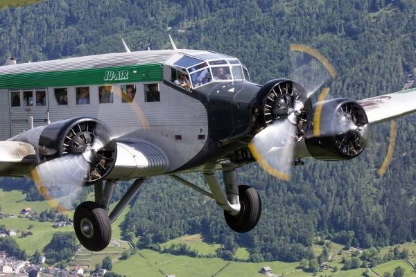 Junkers JU-52 vintage