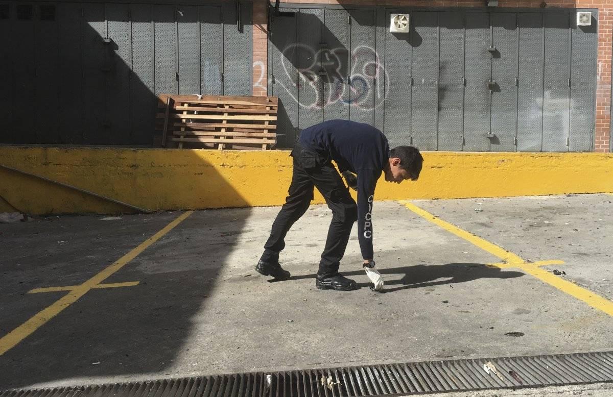 Atentado Nicolas Maduro dron