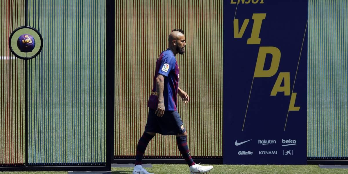 Lo que le espera al Rey: El durísimo calendario que tendrá el Barça de Vidal en 2018