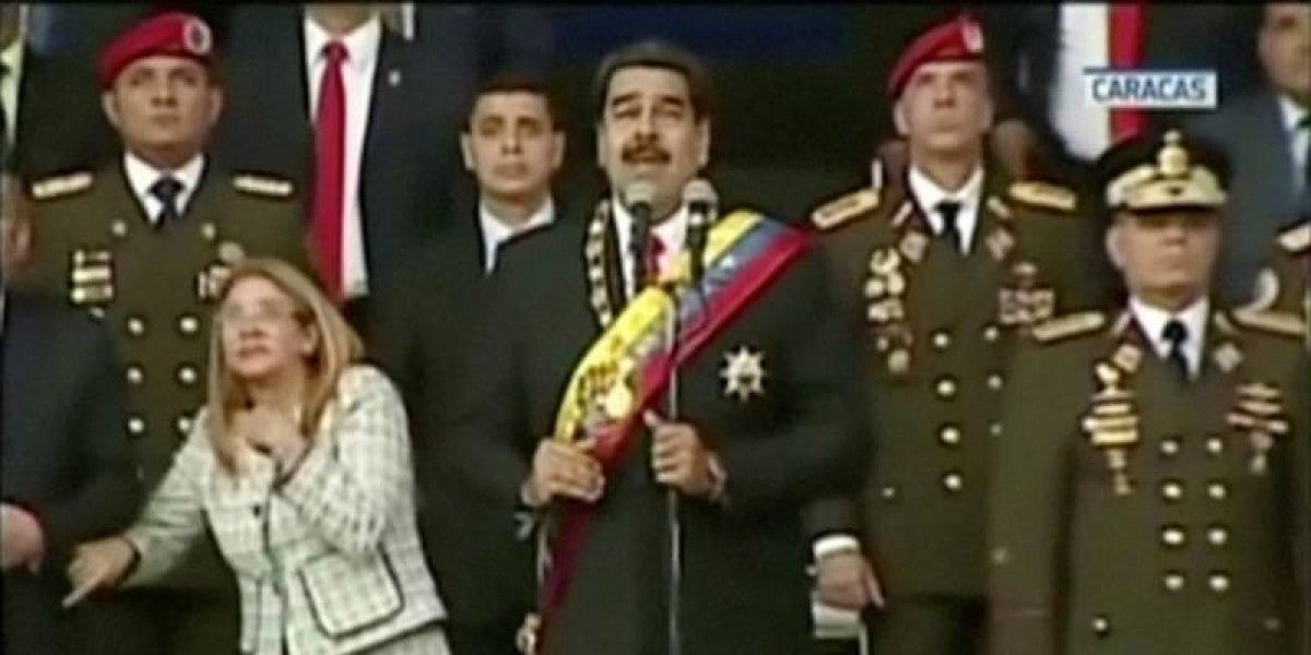 """Las teorías del presunto """"atentado"""" contra Maduro que conmocionó a Venezuela"""