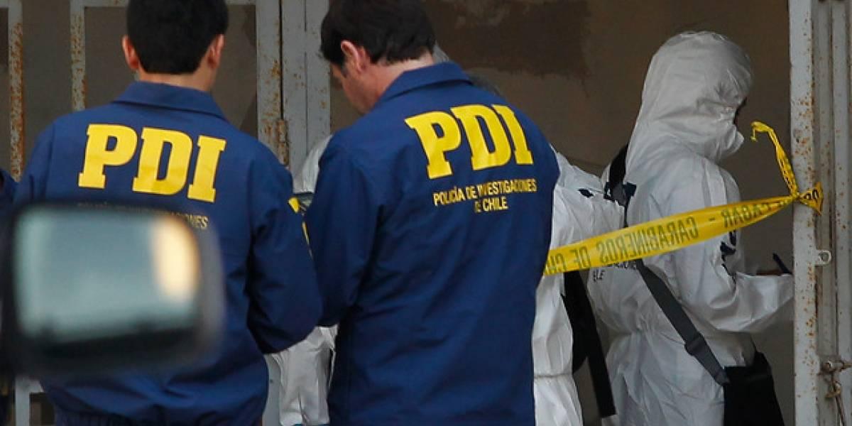 Tras una semana de búsqueda: detienen a prófugo acusado de femicidio en La Cisterna