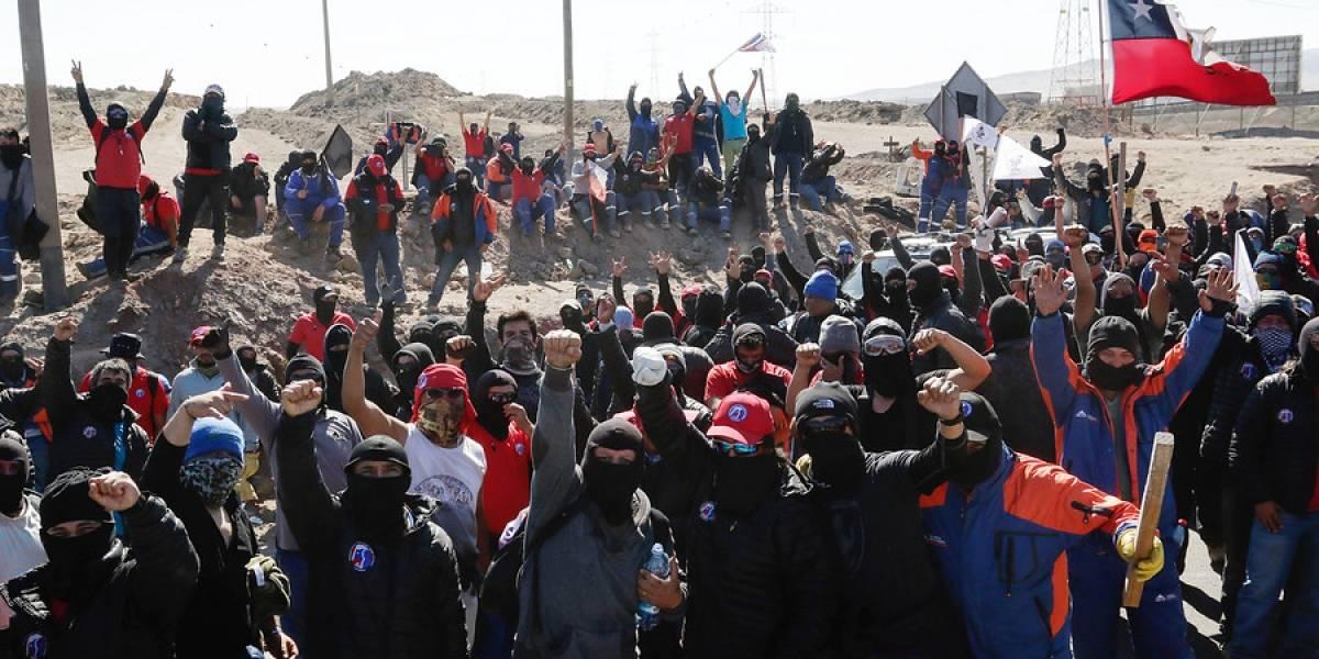 Sindicato de Escondida suspende inicio de huelga legal y este martes acudirá a la mediación obligatoria