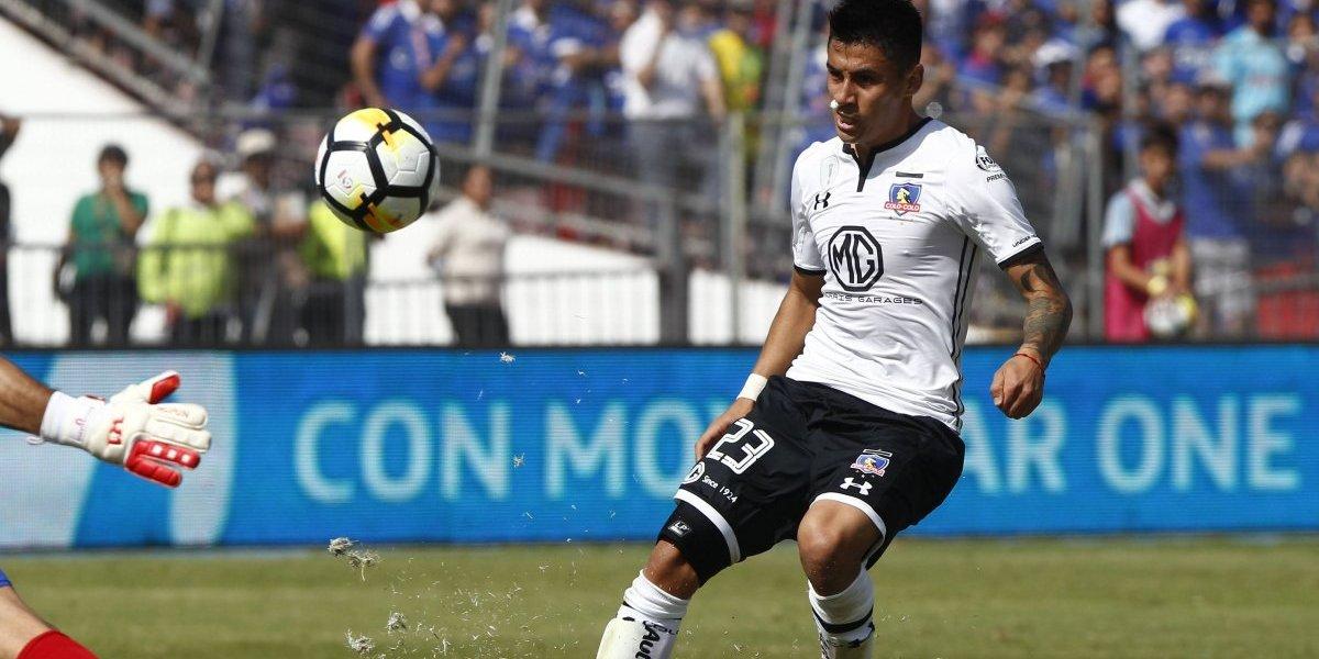 Claudio Baeza no se mueve de Colo Colo: albos rechazaron oferta del Al Ahli de Pablo Guede