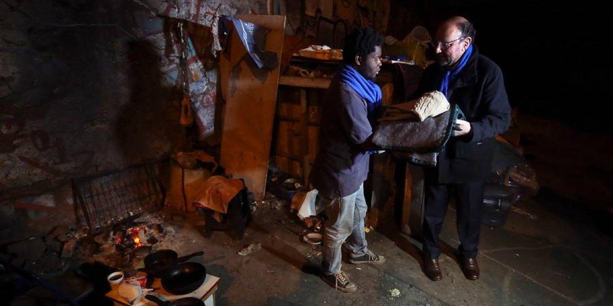 Ministerio de Desarrollo Social activó cuatro nuevos refugios en la RM por el Código Azul
