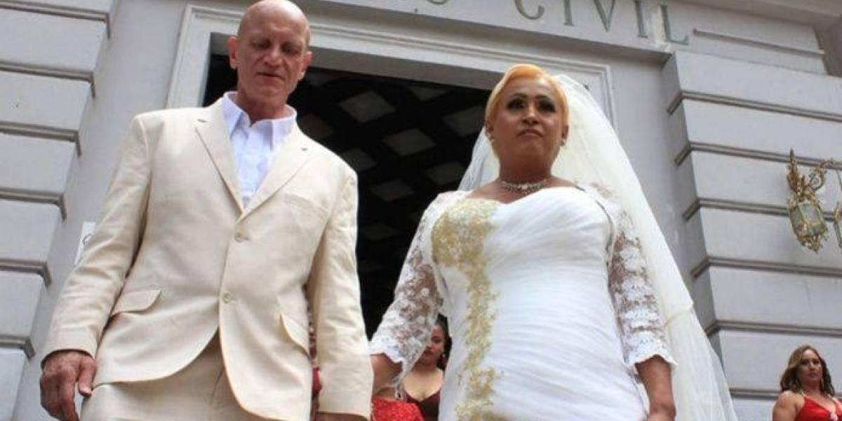 Celebran la primera boda trans en la historia de Veracruz