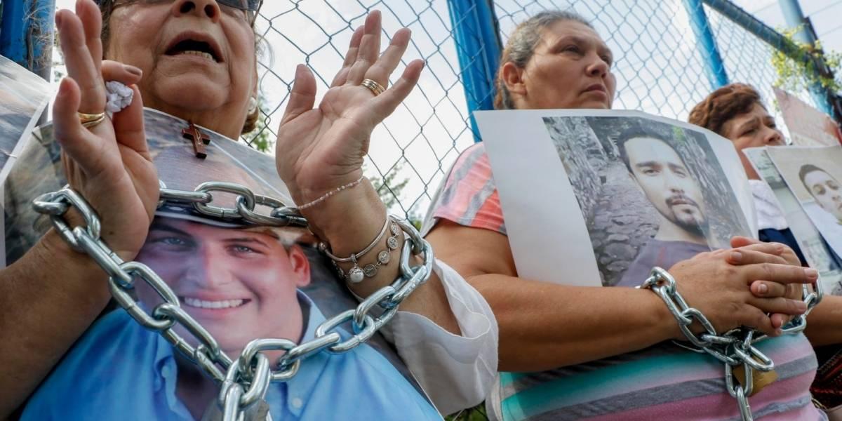 ¿Desaparecidos o apresados en Nicaragua?