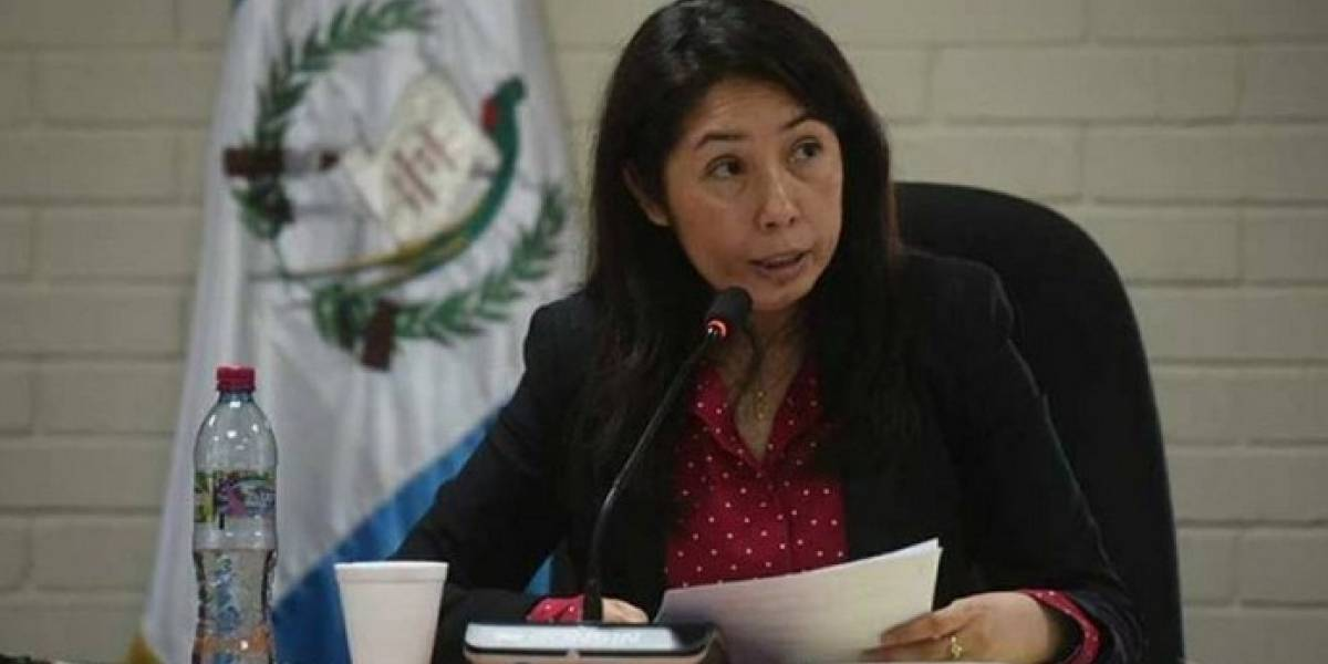 CIDH otorga medidas cautelares a jueza Aifán y magistrados de la CC