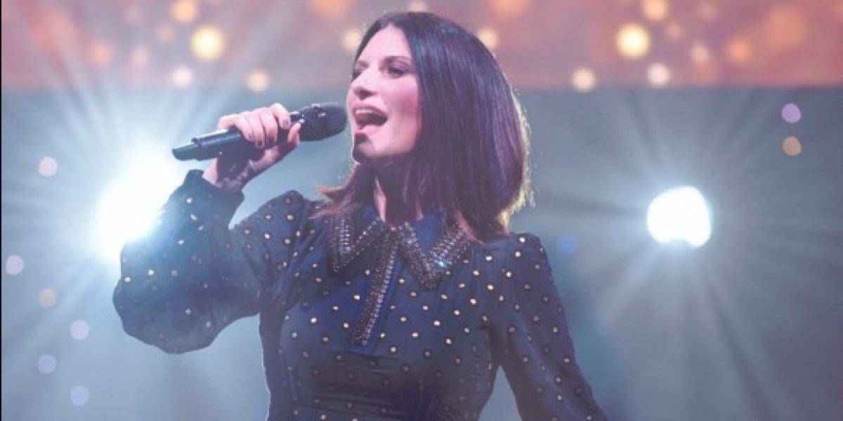 """Laura Pausini: """"Los fans me permiten volver con ganas, energía y pasión"""""""