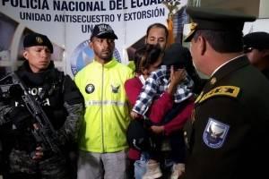 El niño venezolano fue secuestrado en Colombia, ya se reunió con su madre