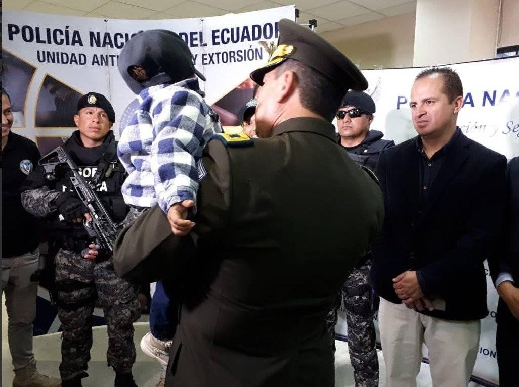 El niño venezolano fue secuestrado en Colombia, ya se reunió con su madre Policía Nacional