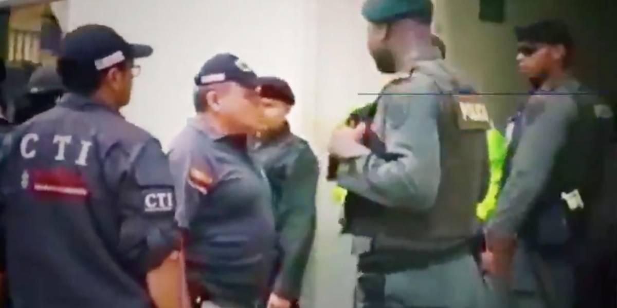 Colombia pide en extradición a cuatro personas por supuesto abuso de menores