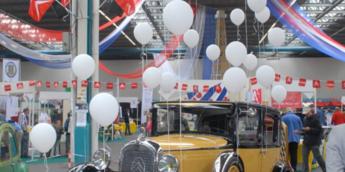 La Reunión del Siglo: así celebrará Citroën su centenario