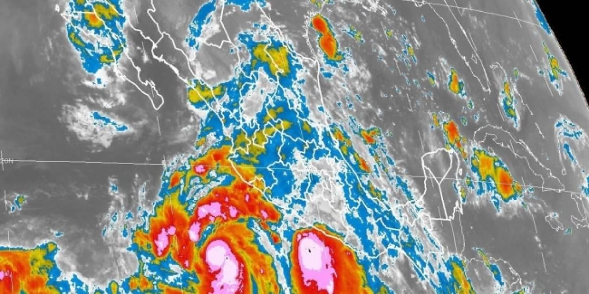 John se convierte en huracán categoría 1 frente a costas de Manzanillo