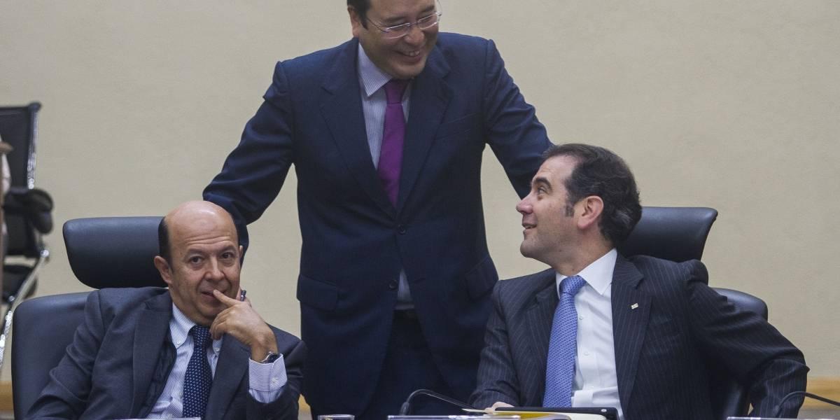 INE discute quejas y sanciones a partidos políticos