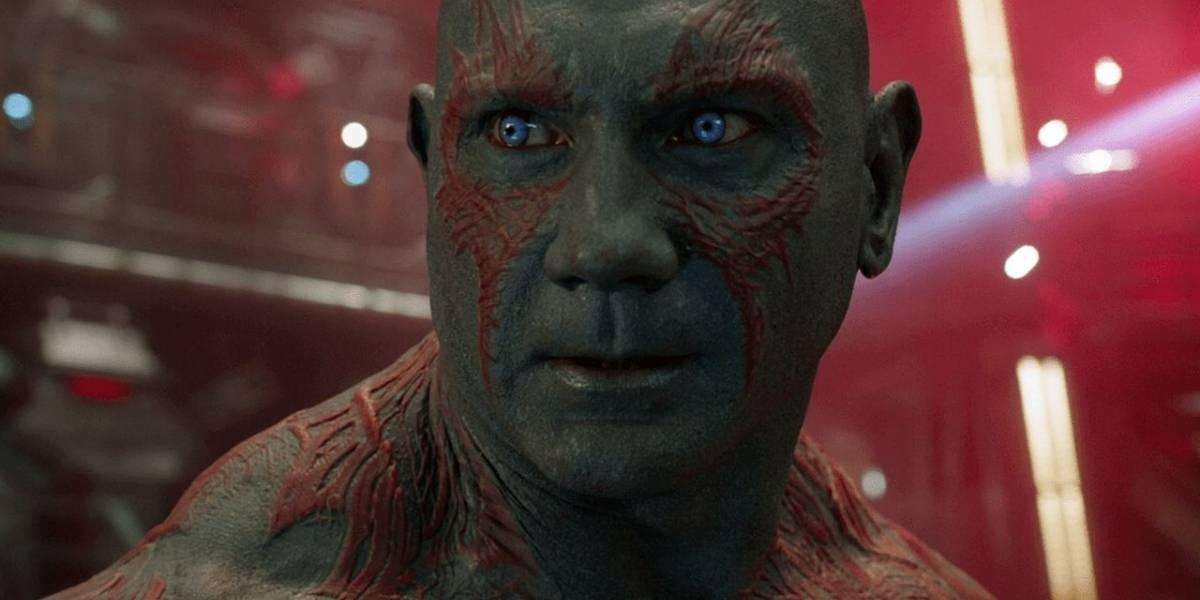 Dave Bautista dice que dejará Guardianes de la Galaxia 3 si no se utiliza el guión de James Gunn