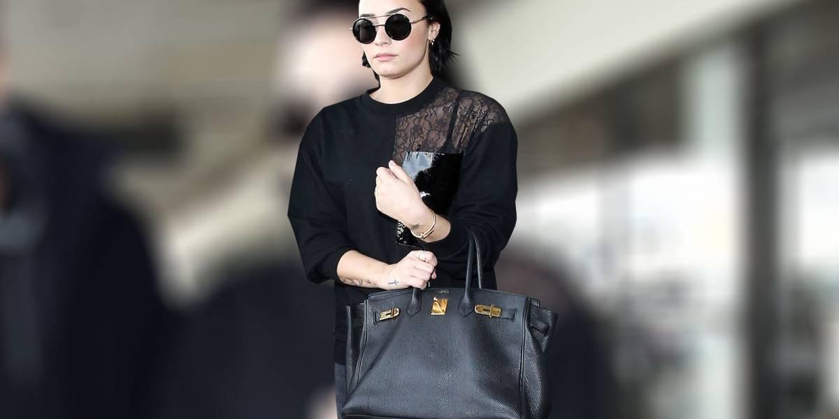 La pregunta del millón: ¿Qué pasará con Demi Lovato cuando salga del hospital?