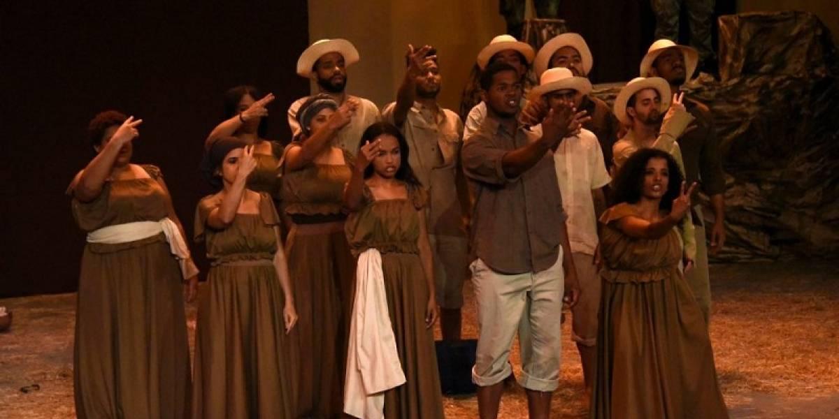 """Orquestal Dominicano celebró quinto aniversario con la obra """"Pirámide 179"""""""