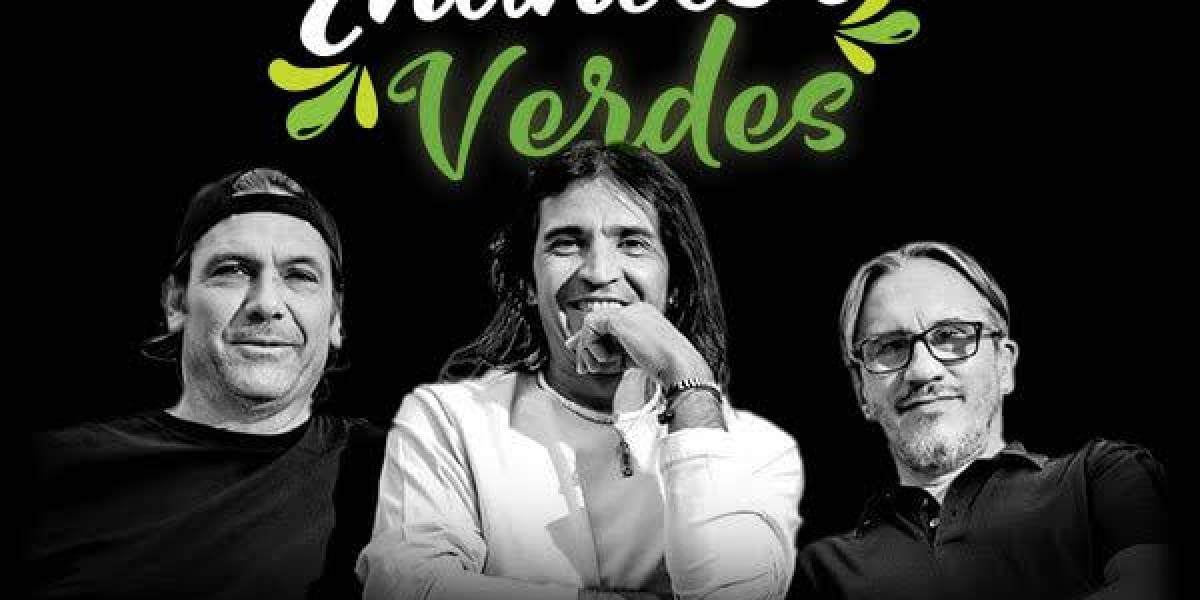 Enanitos Verdes llevarán su rock a Vivo Beach Club