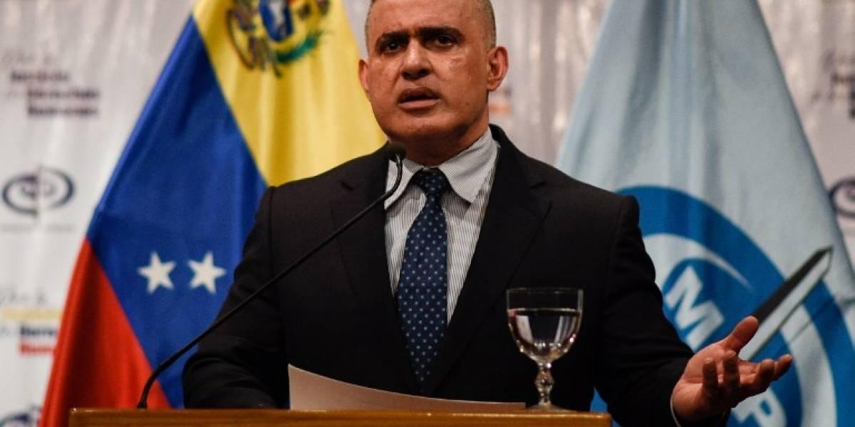 """Fiscal venezolano lanza advertencia tras """"atentado"""" en contra de Maduro"""