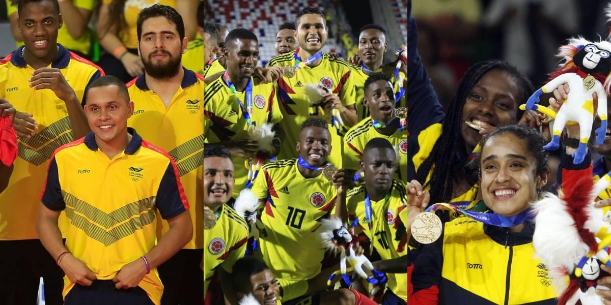 ¡Los deportes en conjunto fueron la grata revelación en los Juegos Centroamericanos!