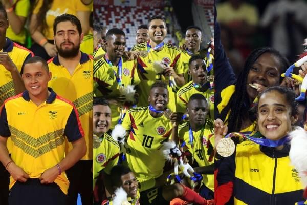 Deportes de conjunto en los Centroamericanos y del Caribe 2018