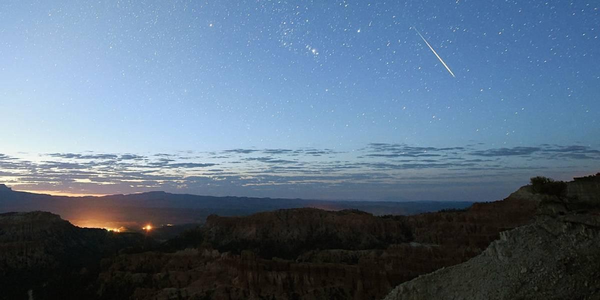 Lluvia de estrellas: ¿Qué son y cómo se producen las Perseidas?