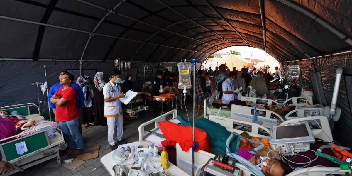 Indonesia inicia la evacuación de 900 turistas en pequeñas islas tras sismo