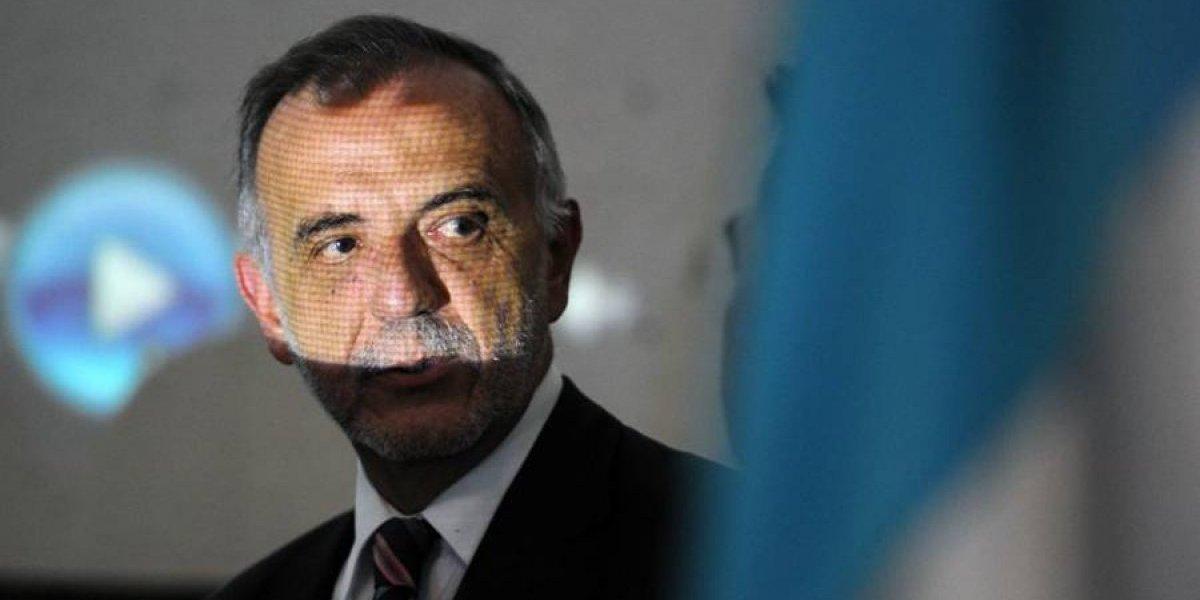 Iván Velásquez se pronuncia sobre derecho de antejuicio de los diputados