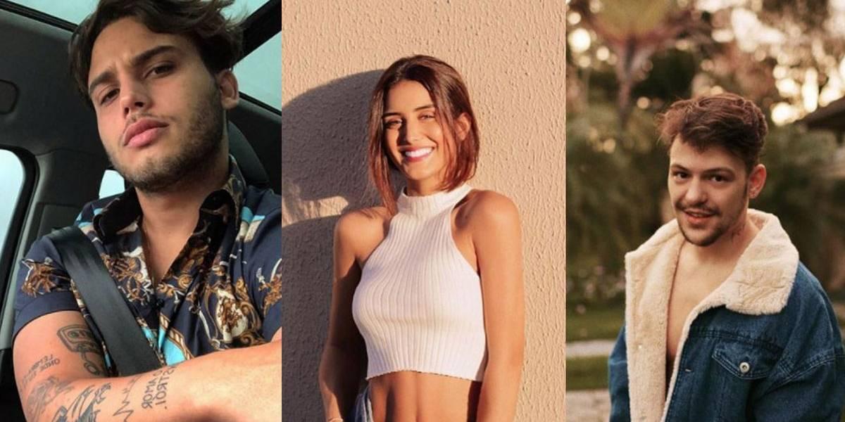 Quem são Jonathan Couto, Letícia Almeida e Saulo Poncio, que movimentaram redes em história de infidelidade em família