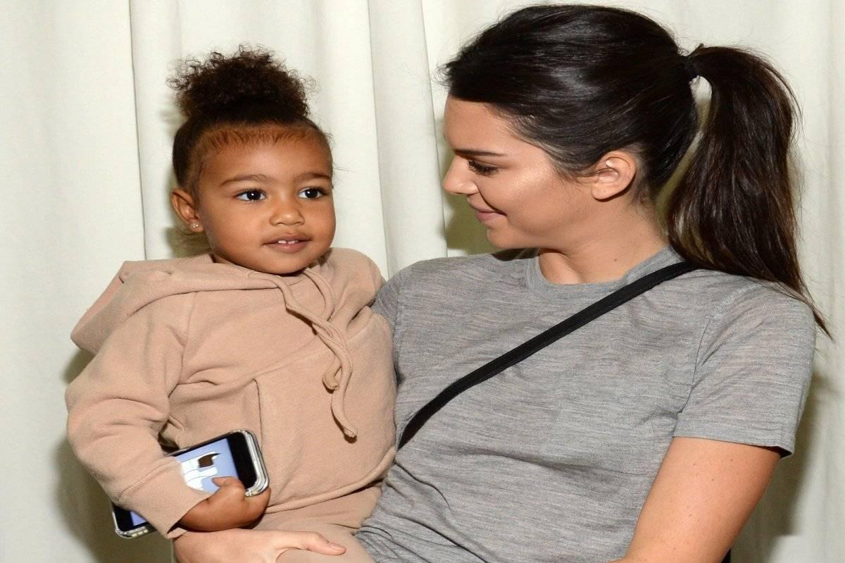 Tia y sobrina Kendall